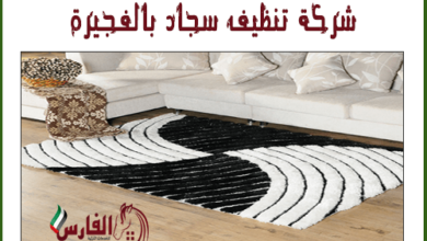 Photo of شركة تنظيف سجاد بالفجيرة | شركة تنظيف سجاد الحلاة